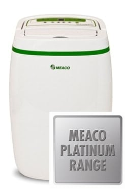 αφυγραντήρας Platinum 20L Meaco