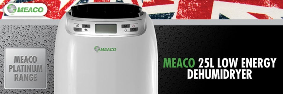 Meaco 25L Platinum Low Energy